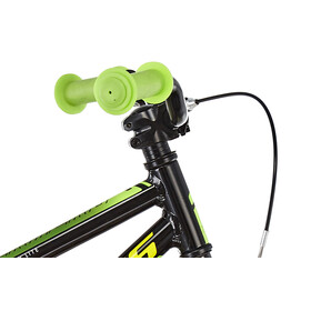 "Serious Superhero - Vélo enfant - 16"" vert/noir"